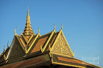 Photograph - Royal Palace 15  by Rick Piper Photography