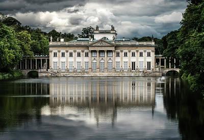 Photograph - Royal Palace In The Park by Jaroslaw Blaminsky