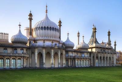Royal Pavilion Brighton Art Print