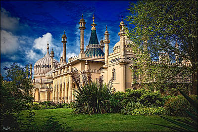 Photograph - Royal Pavilion Garden by Chris Lord