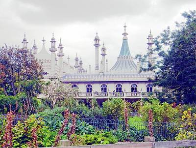 Photograph - Royal Pavilion View Brighton by Dorothy Berry-Lound
