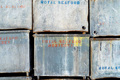 Photograph - Royal Seafood by Derek Dean