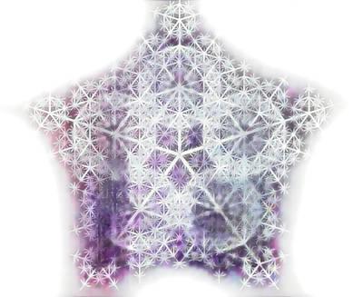 Digital Art - Royal Snowflake by Andrew Herman