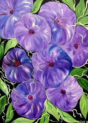Painting - Royals by Lisa Aerts