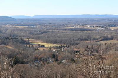 Photograph - Rt 80 Scenic Ovelook Allamuchy 1 by Christopher Lotito