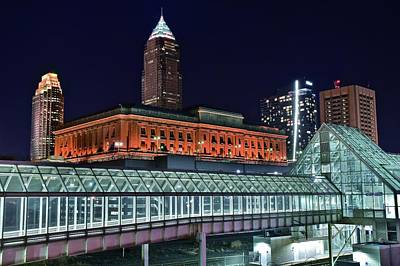 Photograph - Rta Cleveland by Frozen in Time Fine Art Photography