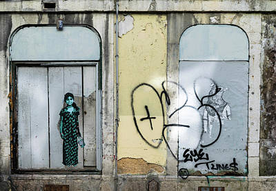 Photograph - Rua Dos Sapateiros by Steven Richman