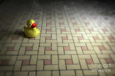Rubber Ducky Wall Art - Photograph - Rubber Duck by Jill Battaglia