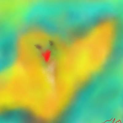 Digital Art - Rubber Ducky Dreams Of Flight by Bill Minkowitz