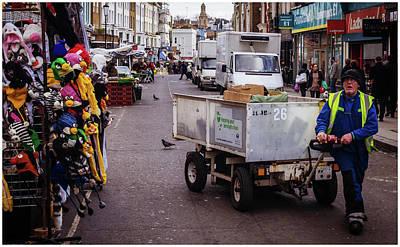 Photograph - Rubbish by Stewart Marsden