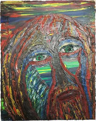 Woe Painting - Rubens And Jesus Of Rio by Ronald Carlino Jr