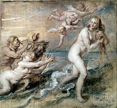 Rubens: Venus Art Print
