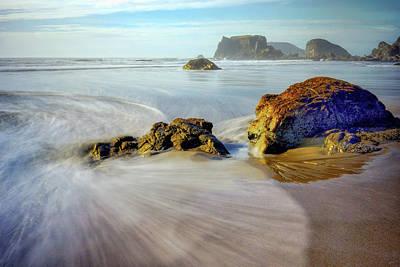 Photograph - Ruby Beach by Keith Boone