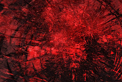 Digital Art - Ruby by Richard Andrews