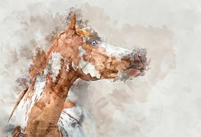 Digital Art - Ruby by Ryan Courson