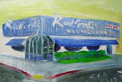 Painting - Rudfords Number Two by Jeremy McKay