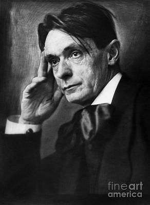 Photograph - Rudolf Steiner (1861-1925) by Granger