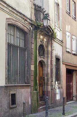 Photograph - Rue De Larbre Vert Strasbourg France by Teresa Mucha