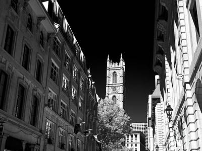 Photograph - Rue Saint Sulpice View by John Rizzuto
