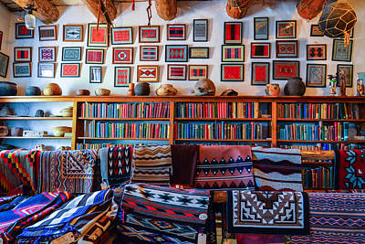 Photograph - Rug Room by Robert Brusca