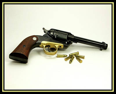 Photograph - Ruger Bearcat by Ron Roberts