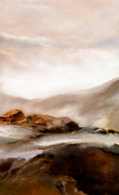 Painting - Rugged Beauty by Hans Neuhart