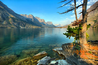 Photograph - Rugged Blue by Adam Jewell