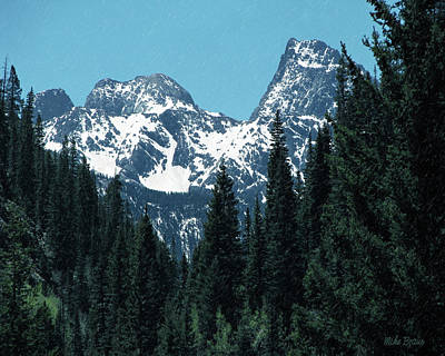 Photograph - Rugged Colorado by Mike Braun