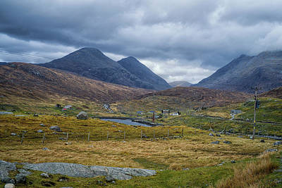Photograph - Rugged Harris by Christopher Rees