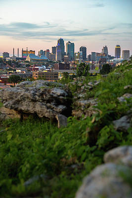 Photograph - Rugged Kc by Ryan Heffron