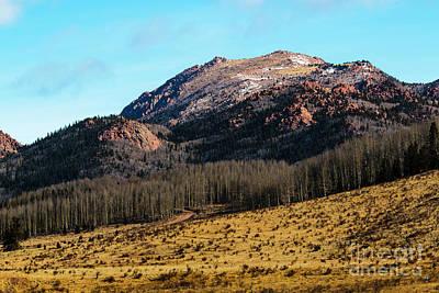 Photograph - Rugged Southwest Pikes Peak by Steve Krull