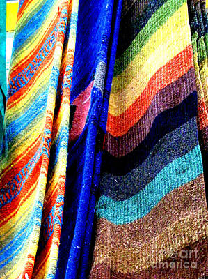 Rugs For Sale By Darian Day Art Print by Mexicolors Art Photography