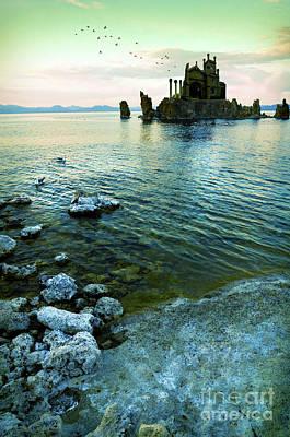 Photograph - Ruin On Island by Jill Battaglia