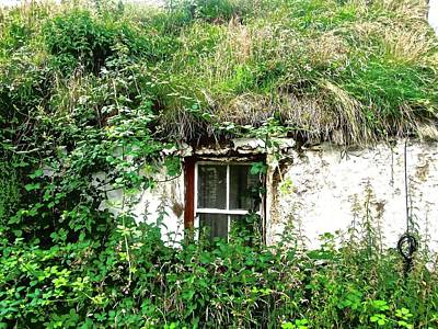 Photograph - Ruined Cottage by Stephanie Moore