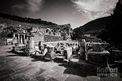 Suggestive Photograph - Ruins From The Past by Mirko Chianucci