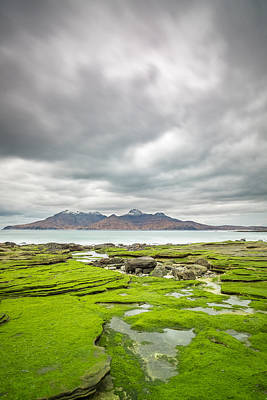 Photograph - Rum From The Singing Sands, Eigg by Neil Alexander