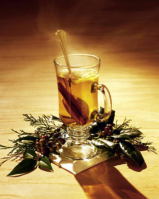 Rum Hot Toddy Original by Robert Ponzoni