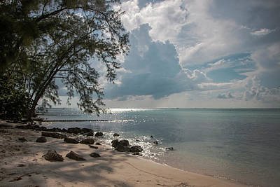 Photograph - Rum Point by Teresa Wilson