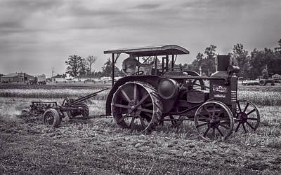 Keck Photograph - Rumely by F Leblanc