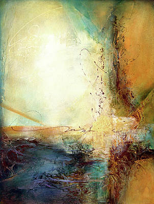 Rumi - Light Original by Jane Dill