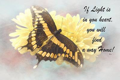 Rumi Quote-7 Print by Rudy Umans