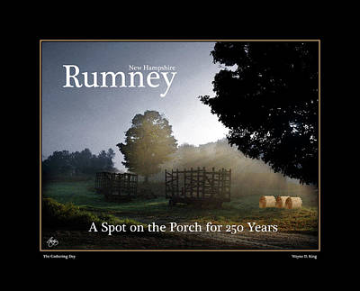 Photograph - Rumney At 250 Poster by Wayne King