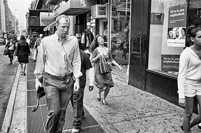 Photograph - Run by Dave Beckerman
