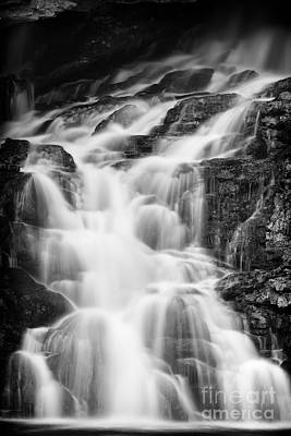 Photograph - Running Eagle Falls by Dennis Hedberg