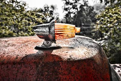 Photograph - Running Light by Sharon Popek