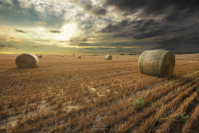 Photograph - Runs Out Of Rain by Aaron J Groen