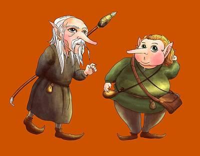 Rupert And Shuman Original