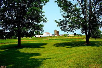 Photograph - Rural America by Lisa Wooten