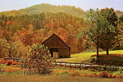 Photograph - Rural Appalachia by HH Photography of Florida
