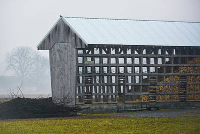 Photograph - Rural Architecture by Tana Reiff